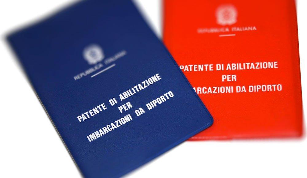 Rinnovo Patente Nautica La Maddalena